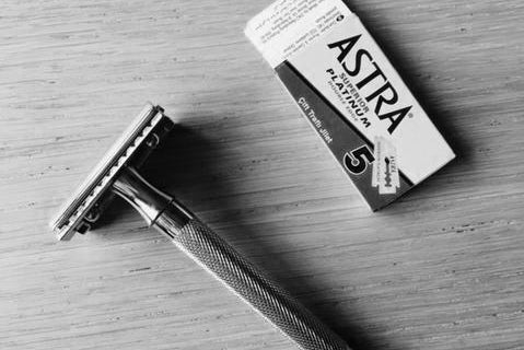 Zero Waste Swap : Safety Razor