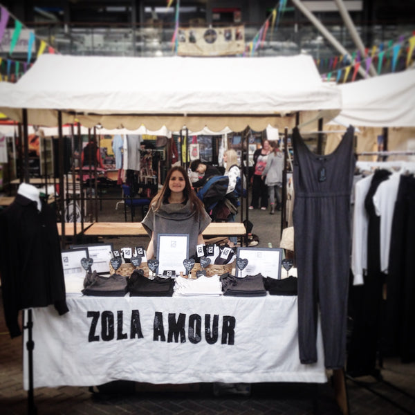 Our founding director, Emily, on her history and why she decided to start Zola Amour.