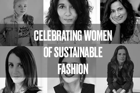 Celebrating women of sustainable fashion