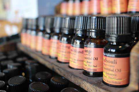 A little about essential oils