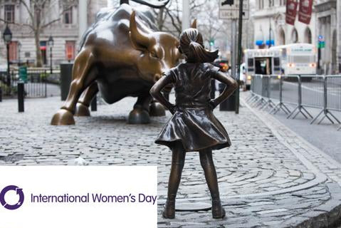 Happy International Women's Day !