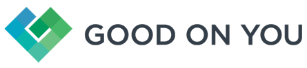 Good on you app logo - Sustainable and ethical fashion rating app