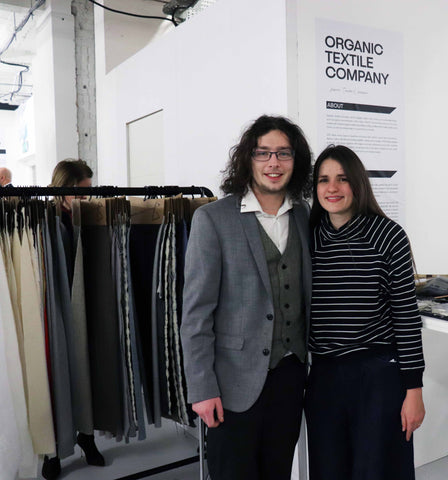 Dex - Organic Textile Company and Emily Zola Amour, affordable ethical clothing UK.