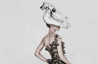 fashioned from nature exploring sustainable fashion practises exhibition V&A