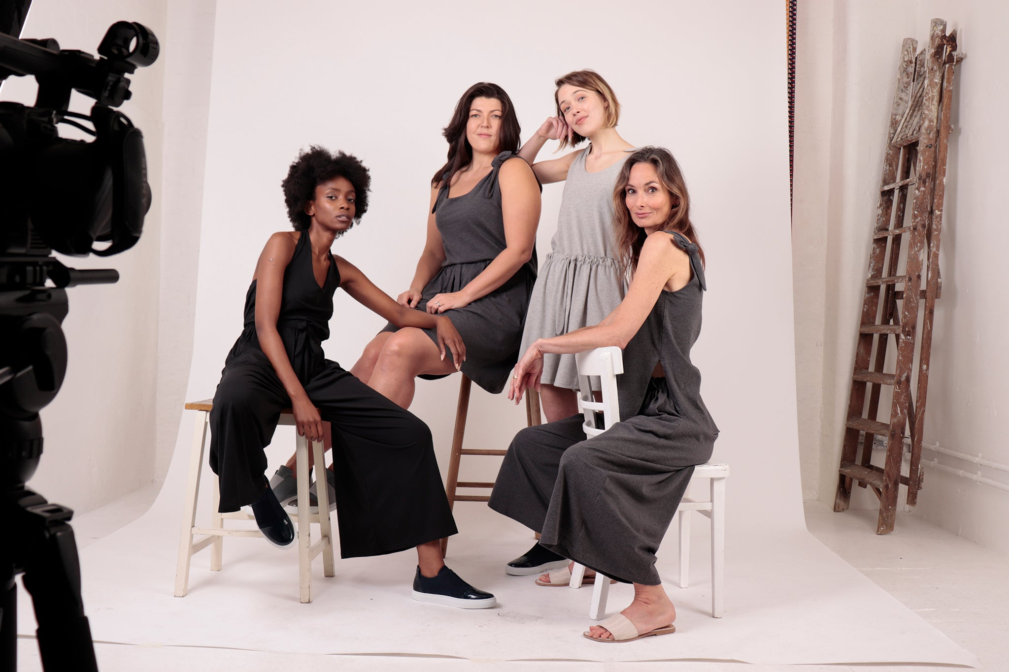 New zola amour ethical loungewear collection