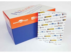 Copy Paper, 99 Bright, 20 lb, 8-1/2 x 11 5,000 Sheets/CT