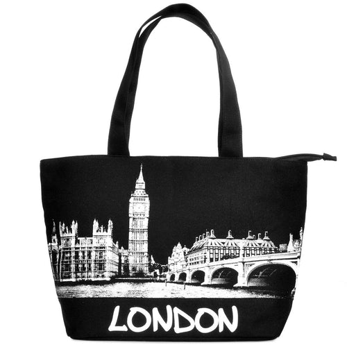 Elegant Photo Bag London Westminister by Original Robin Ruth brand - London Art and Souvenirs