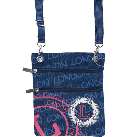 I LOVE LONDON PICTURE TOTE BAG