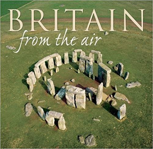 BOOK HARDCOVER-BRITAIN FROM THE AIR - London Art and Souvenirs