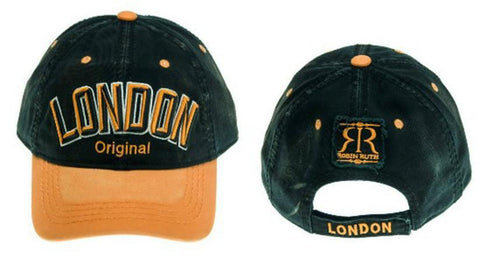 Original Robin Ruth brand London Signature  Baseball Cap -Royal Blue