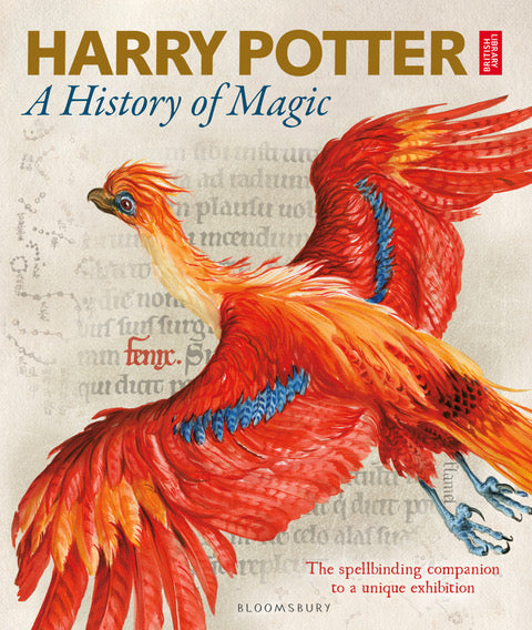 NEW BOOK HARRY POTTER-A HISTORY OF MAGIC