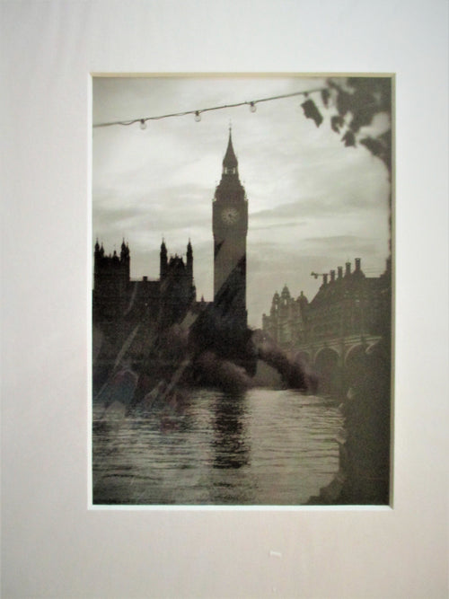 SET OF 6 ARTISTIC PHOTOS OF LONDON - London Art and Souvenirs