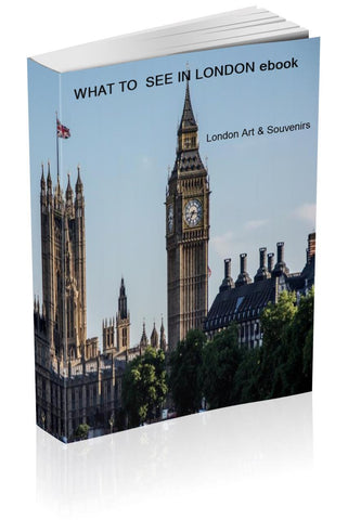 London BIG BEN  Metal Bookmark For Books