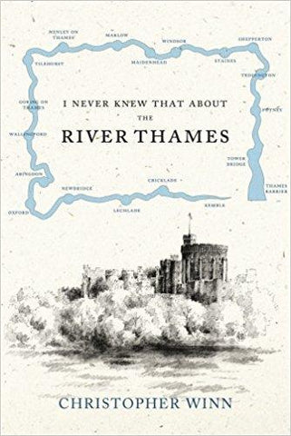 BOOK HARDCOVER-I NEVER KNEW THAT ABOUT LONDON!