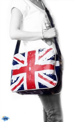Robin Ruth Union Jack Shoulder Bag