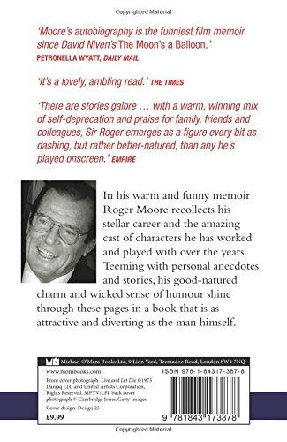 BOOK ROGER MOOR My Word Is My Bond: The Autobiography