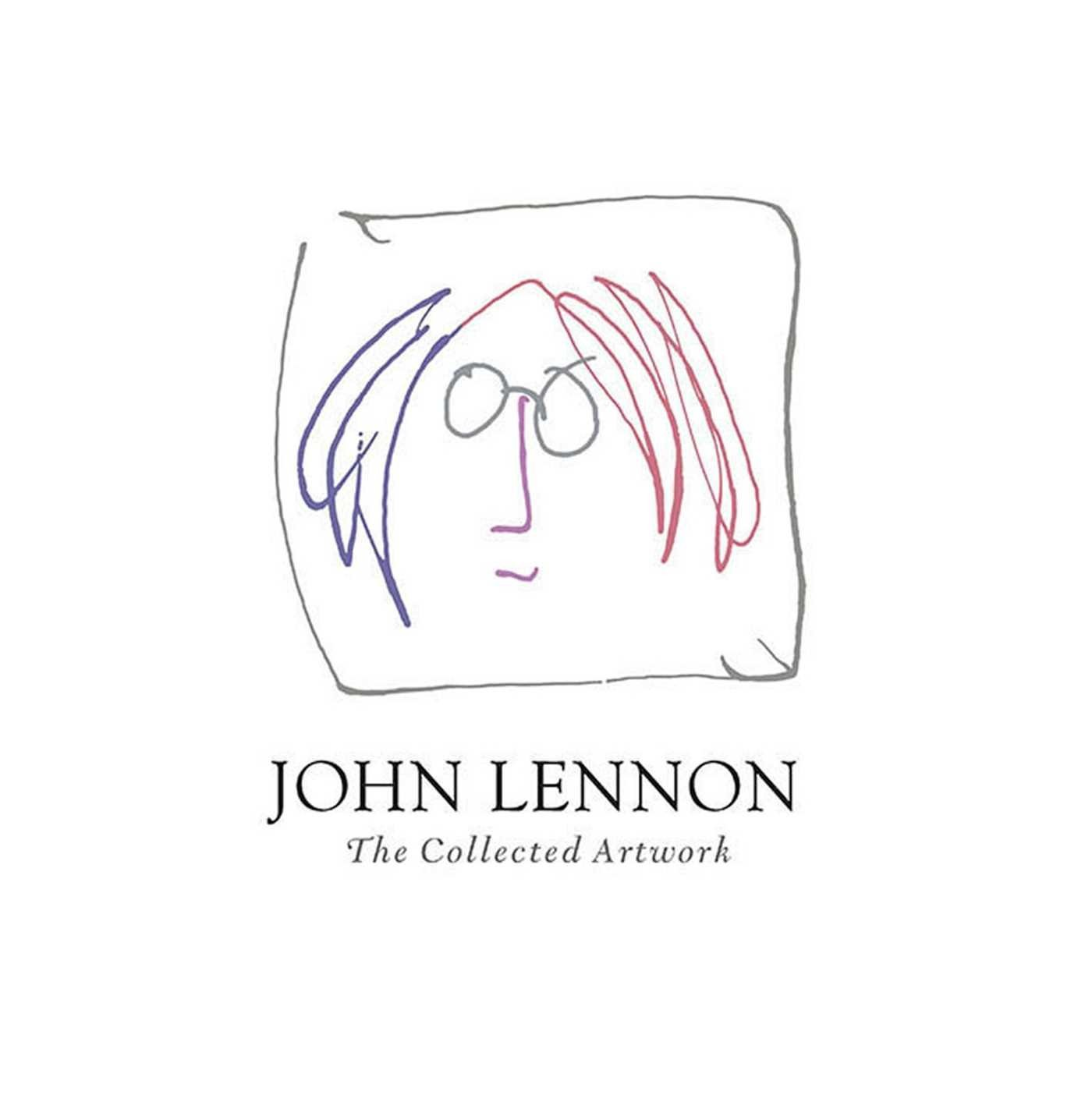 JOHN LENNON COLLECTED ARTWORK BOOK
