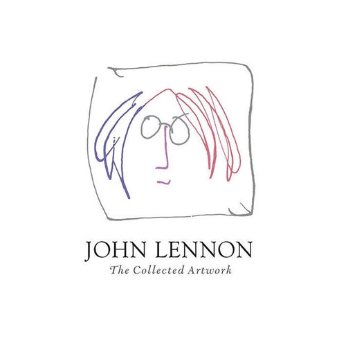 JOHN LENNON COLLECTED ARTWORK BOOK - London Art and Souvenirs