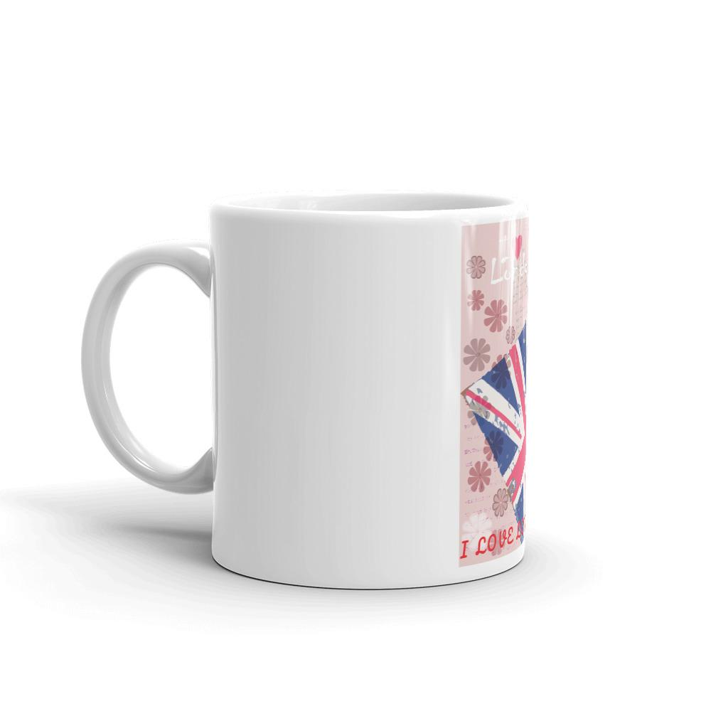 I LOVE LONDON MUG - London Art and Souvenirs