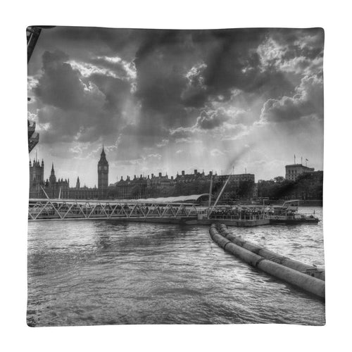 LONDON PHOTO ON   PREMIUM PILLOW CASE