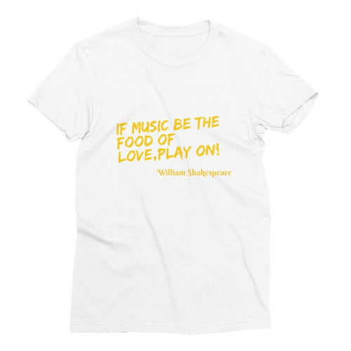 Women's Short Sleeve T-Shirt with quote from W Shakespeare