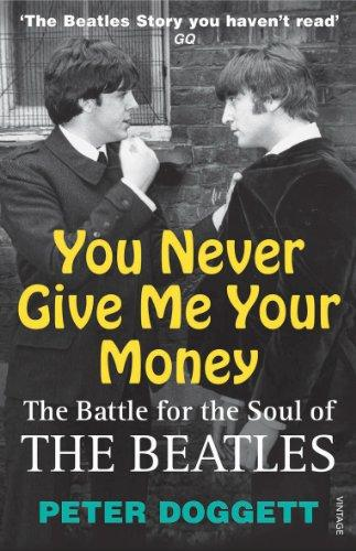 Book soft cover You Never Give Me Your Money: The Battle For The Soul Of The Beatles - London Art and Souvenirs