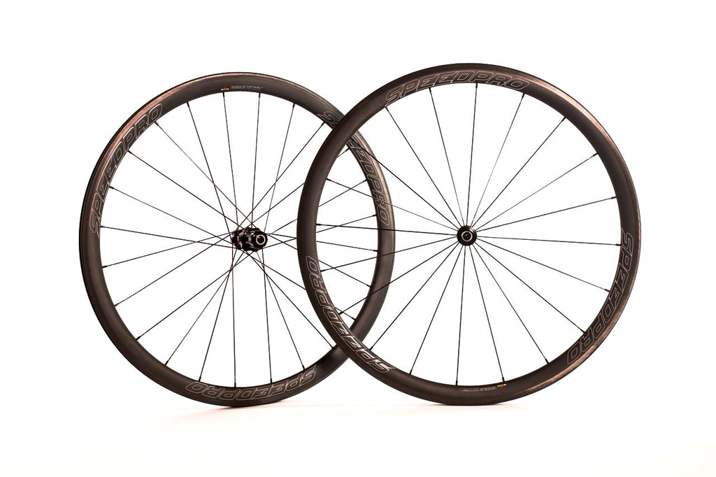 SPEEDPRO 36mm Carbon Clinchers