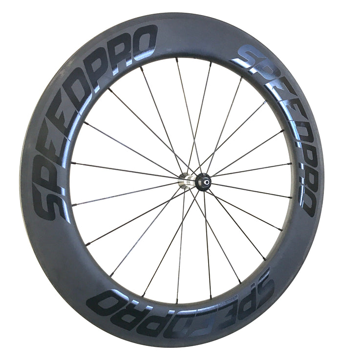 SPEEDPRO 80mm Carbon Clinchers