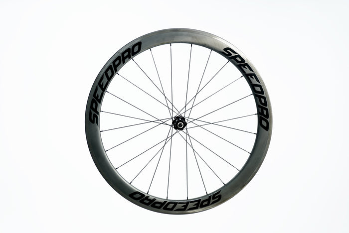 SPEEDPRO 50mm Carbon Clinchers
