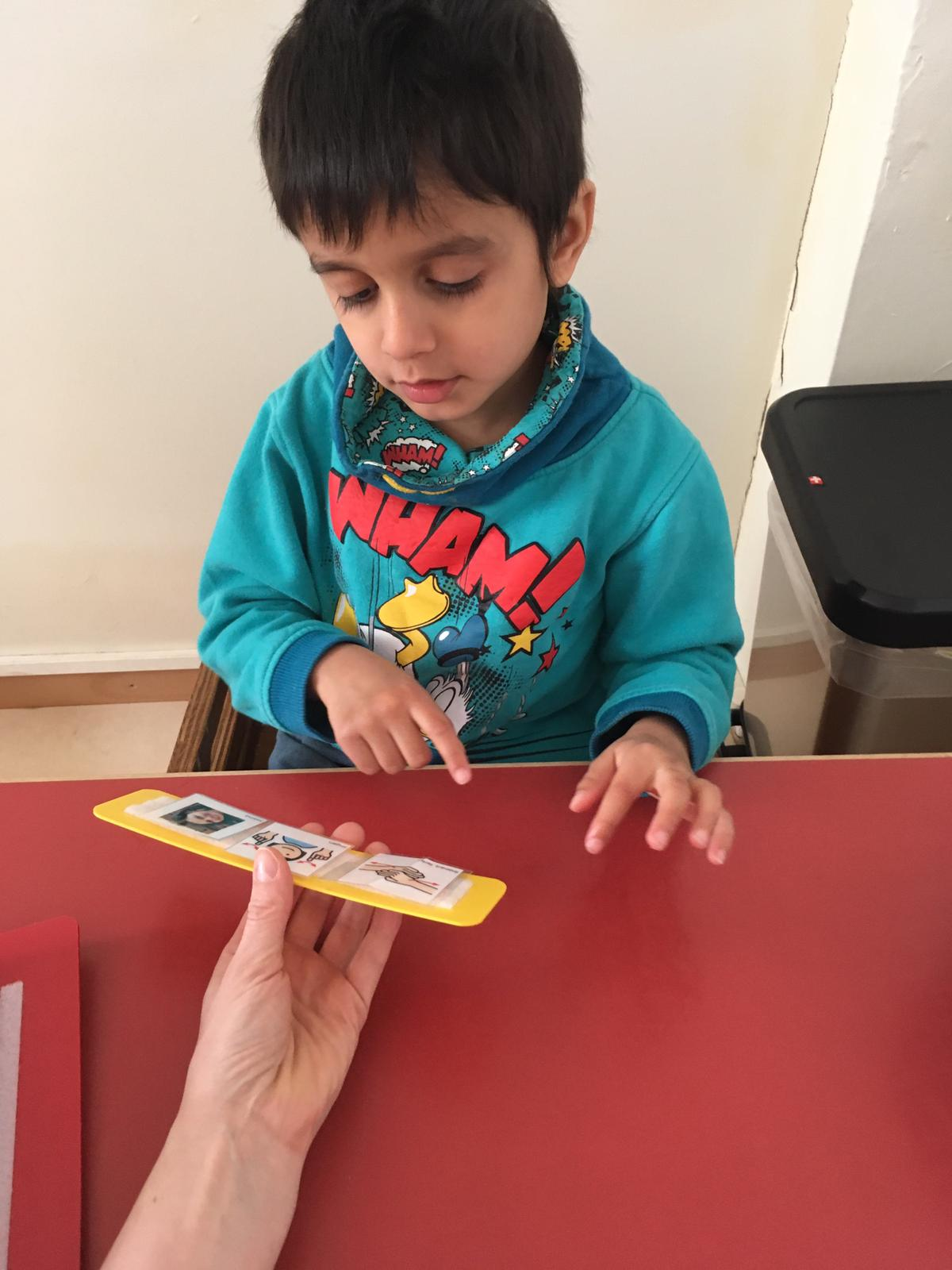 Advay in activities