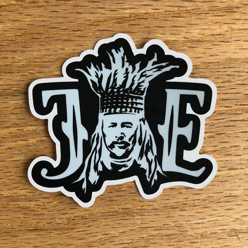 JOE CAIN - Chief Slac Sticker