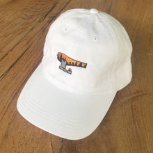 Orange Midtown Warpaint Cap