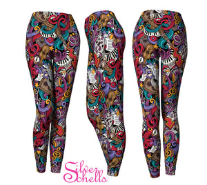 Jazz It Up Leggings