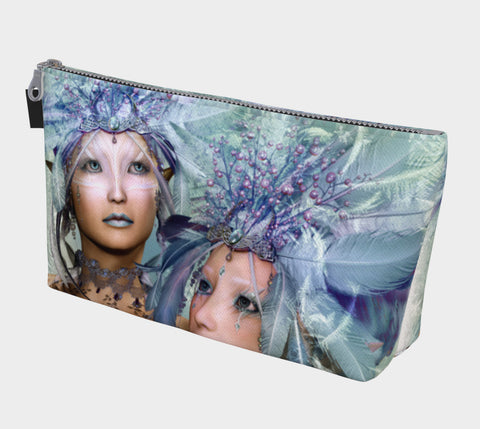 Elves Soul Sisters Warrior Princesses Makeup Bag