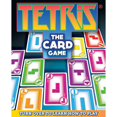 MasterPieces Tetris Card Game