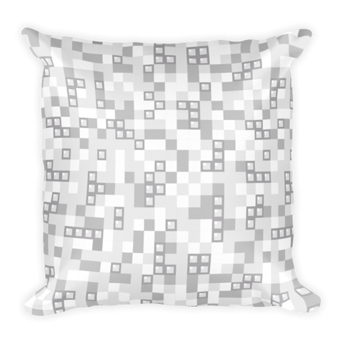 Tetris Portable Gaming Pillow Front