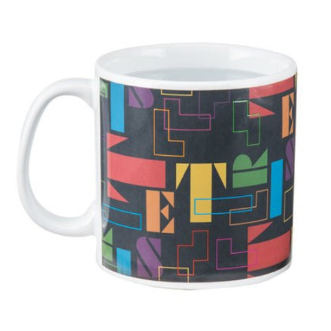 Tetris 20 oz. Heat Reactive Ceramic Mug