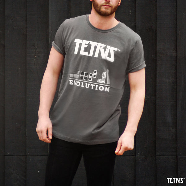 Tetris Classic Evolution Men's Shirt