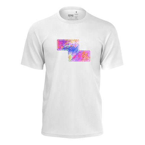 Tetris Z-Tetrimino Power Men's Shirt