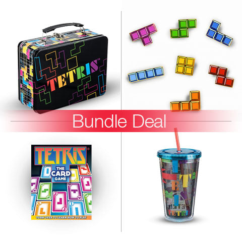 Tetris Travel Pack