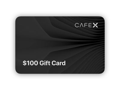 $100 Cafe X Gift Card for only $60! Black Friday Special!
