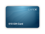 $10 Cafe X Gift Card