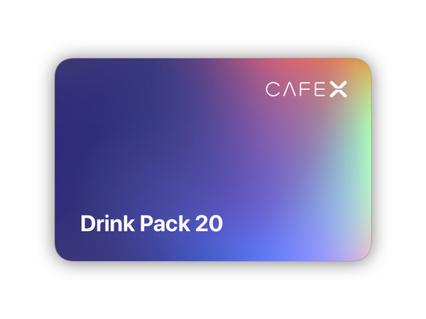 Drink Pack 20 (30 Days)