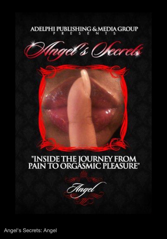 Copy of Angel's Fellatio Secrets - EBOOK