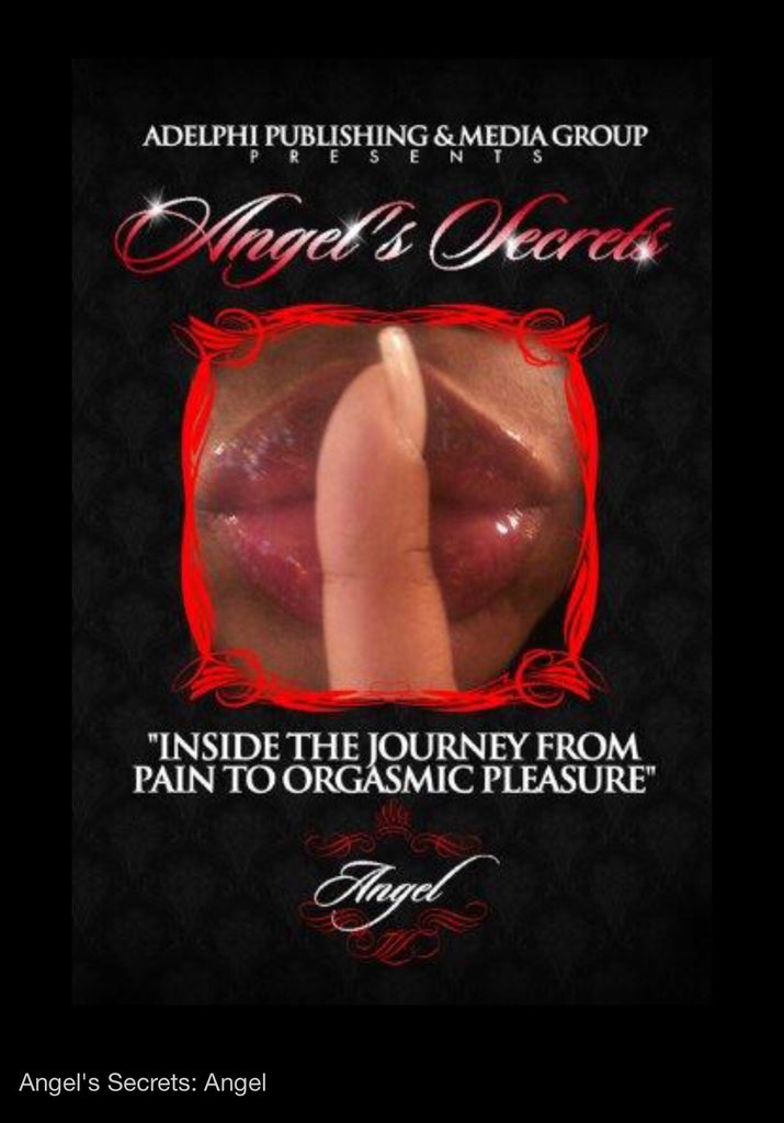 Angel's Fellatio Secrets - EBOOK