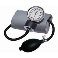 Blood Pressure Monitor, ANEROID SPHYG ADULT, NAVY, GEN, ADC #776Z, EA