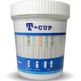 DRUG CUP - 12-PANEL, ILS-003, 25 CUPS/CASE  (AMP1000, OPI300, MET1000, BZO300, COC300, MTD300, OXY100, BUP10, MDMA500)