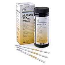 Urine Strips / Multistix, MICROALBUMIN STRIPS, #BAY-2083, 25/BTL