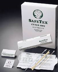 Cytology - Safetex, #230100, W/Brush, 25/BOX