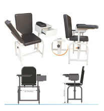Phlebotomy Chair (Blood Drawing Chair)